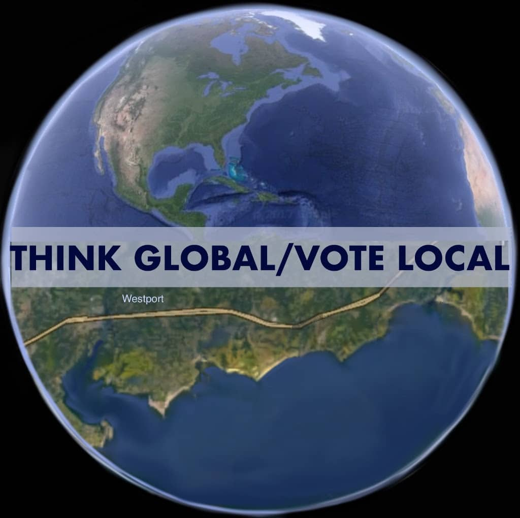 Think Global: Vote Local